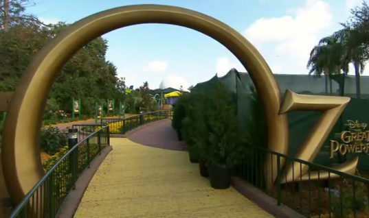 Follow the Yellow Brick Road: The Land of Oz Amusement Park Reopens in June