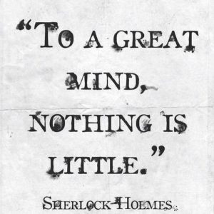 A Great Mind