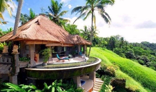 Back To Nature Modern Beach House
