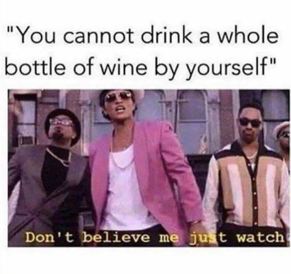Cannot Drink