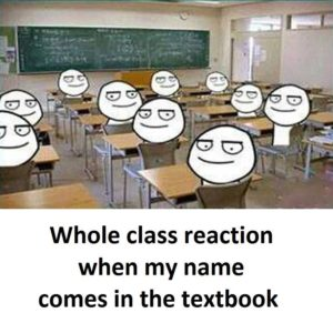 Class Reaction