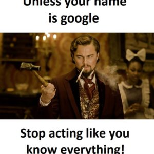Name Is Google