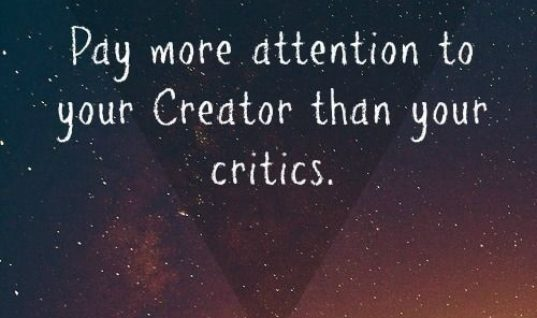 Pay More Attention