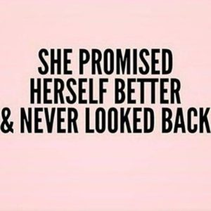 She Promised