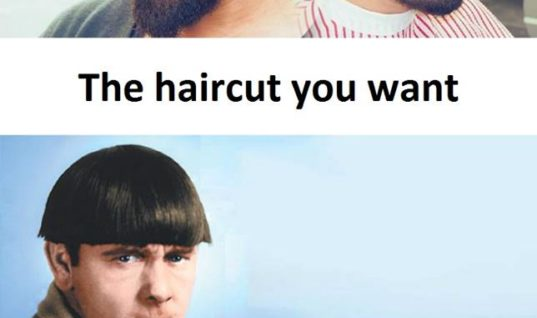 Funny Quotes About Haircuts: Funny Pictures, Quotes, Memes