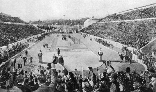 5 Little Known Stories of the First Modern Olympic Games