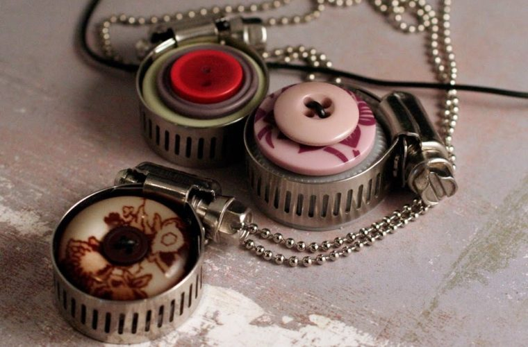New Trend: Recycled Jewelry