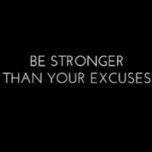 Be Stronger