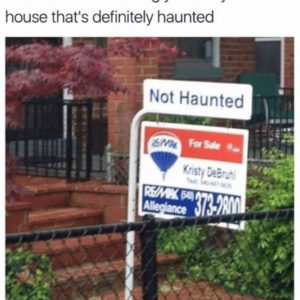 Definitely Haunted