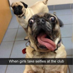 Girl Selfies