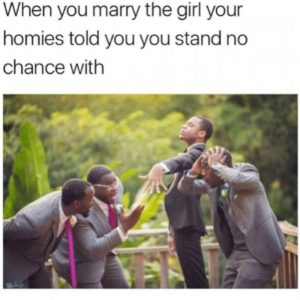 Marry The Girl