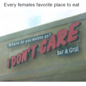Place To Eat