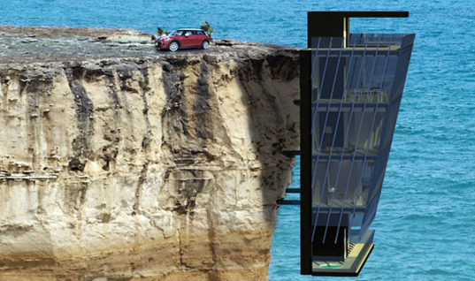 The Cliff House Will Test Your Fear of Heights