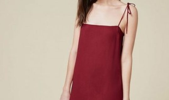 Get The Stunning Red Dress That Will Drop Jaws Everywhere