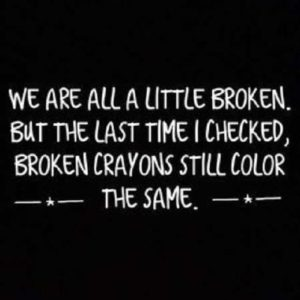 A Little Broken