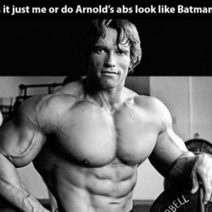 Arnold's Abs
