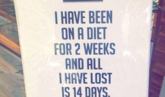 Been On A Diet