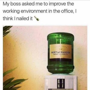 Boss Asked Me