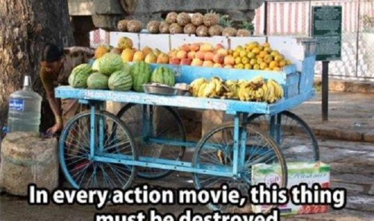 Every Action Movie