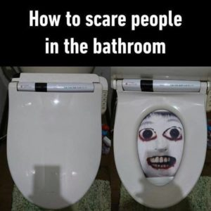Scare People