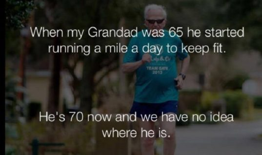 A Mile A Day