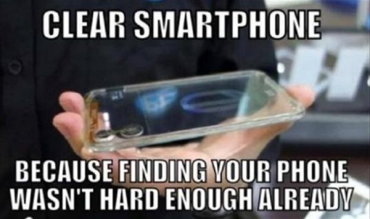 Clear Smartphone