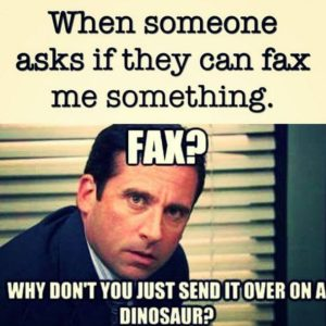 Fax Me Something