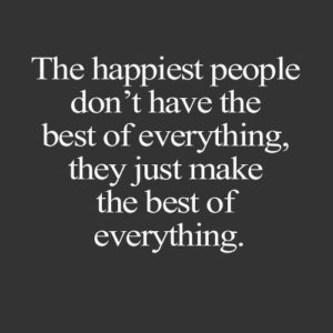 Happiest People