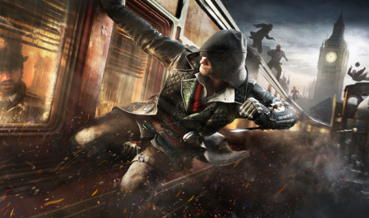 Assassin's Creed Syndicate- Runaway Train DLC Is Free On Xbox