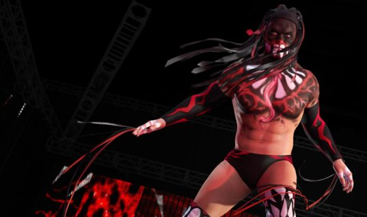 WWE 2K16: Gameplay and Features Revealed