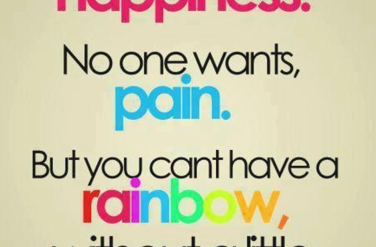 Happines and Rainbows