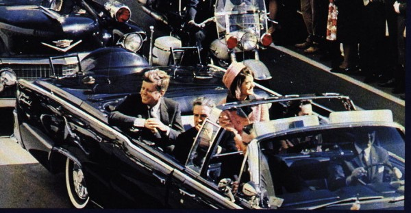 John F Kennedy in Dallas