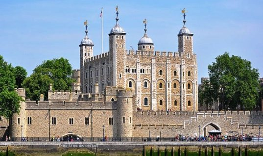 The Infamous History of the Tower of London