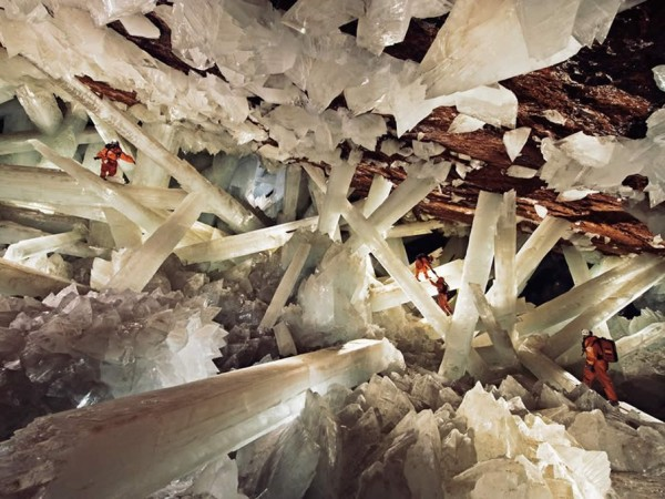 Cave of Crystals, Photography