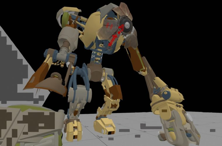 Alleged Leak of Half Life 3 Model From Source 2 on 4chan