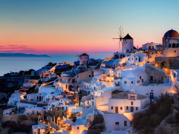 Santorini Island, Greece photography