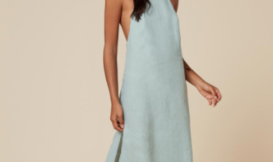Turn Heads This Summer In This Flowy Sundress