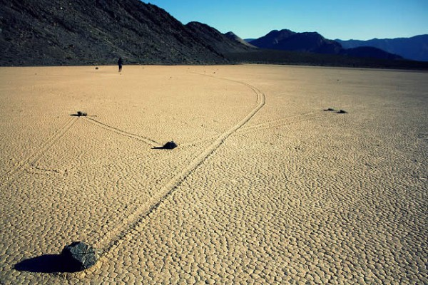 Sailing Stones photography