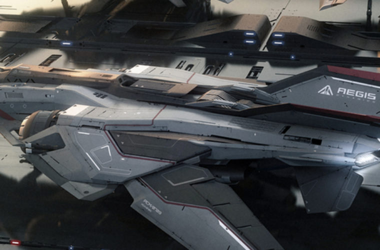 Star Citizen Removes Alpha Access and Module Passes