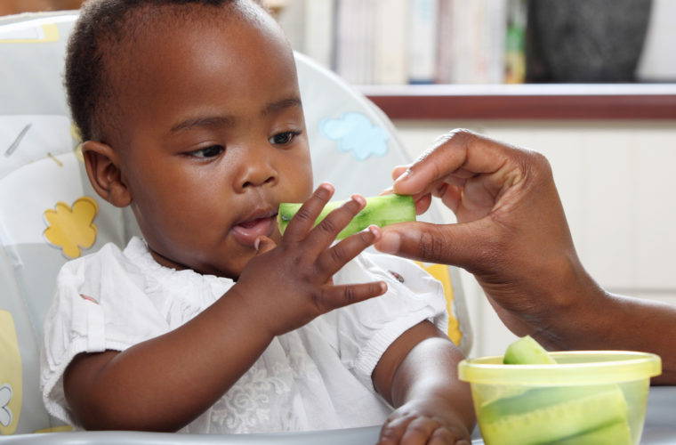 The Totally Weird Trick That Could Get Your Toddler to Like Veggies