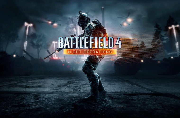 "Battlefield 4's DLC ""Night Operations"" Is Out Today"