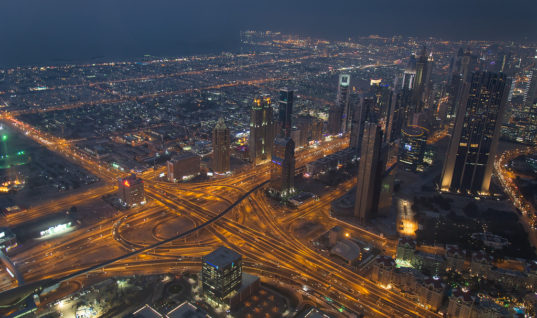 Inside the Tallest Building in the World: Gallery of Burj Khalifa