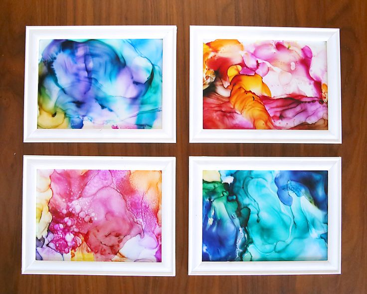 Even The Worst Artist Can Make Beautiful Fired Ink Art With These 3 Easy Steps