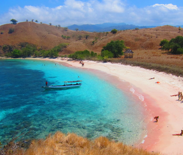 These Are the Coolest Pink Beaches in the World