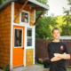 This 13-Year-Old Boy Decided To Build His Own House. You Won't Believe How Much He Spent!