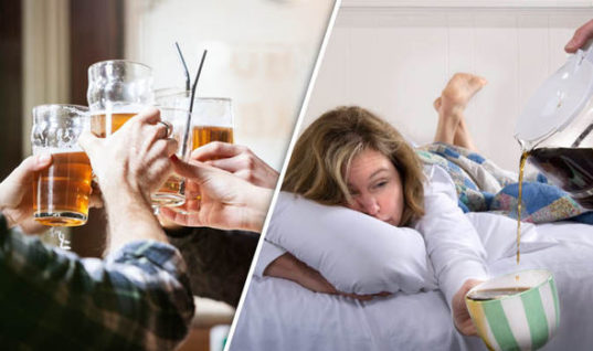 Natural Remedies to Prevent & Cure Hangovers