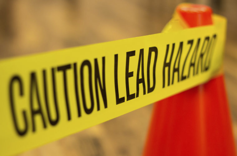 These Common Household Items May Contain Lead