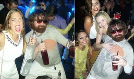 "This Man Impersonates Alan From ""The Hangover"" And Makes $250,000 A Year!"
