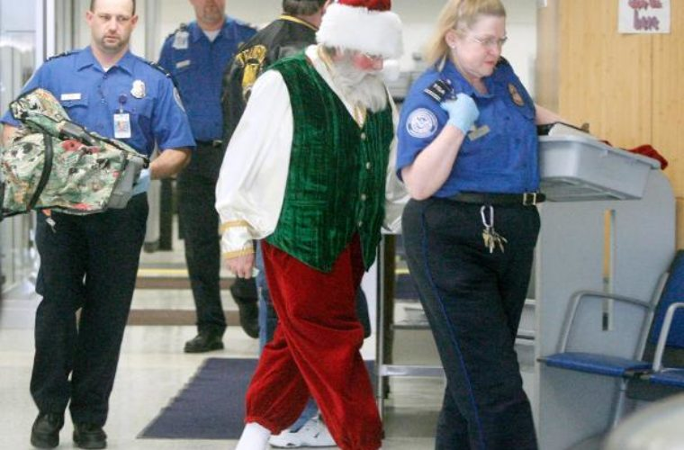 The Funniest Photos Taken At Airports