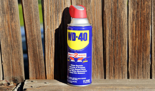 30 Ways To Use WD-40 That You've Probably Never Thought Of